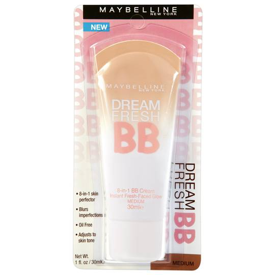 Maybelline Dream Fresh Bb Cream Medium C