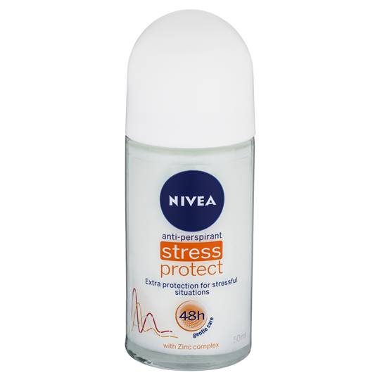 Nivea Deodorant Roll On Stress Protect