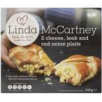 Linda Mccartney Plaits Cheese & Onion