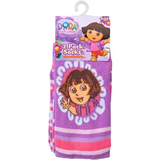 Licensed Kids Socks Girls Size 9 - 12