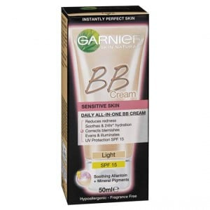 Garnier Bb Cream Sensitive Light