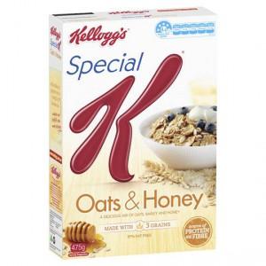 Kellogg's Oats & Honey Special K