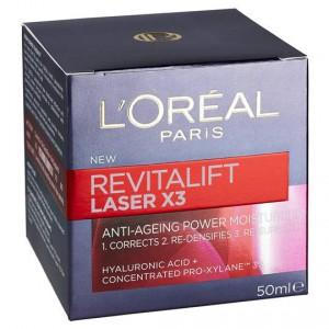 L'oreal Revitalift Face Cream Laser Day Cream