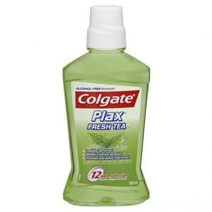 Colgate Mouthwash Plax Fresh Tea