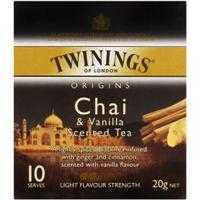 Twinings Vanilla Chai Tea