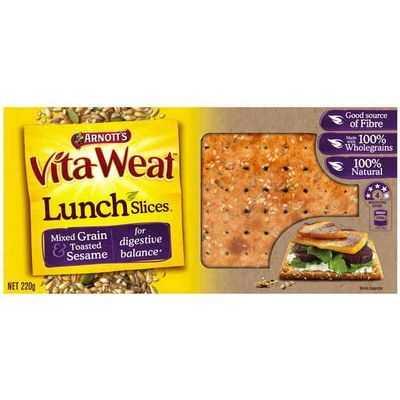 Arnott's Vita-weat Cracker Mixed Grain & Sesame