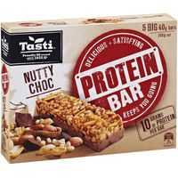 Tasti Protein Bar Nutty Choc