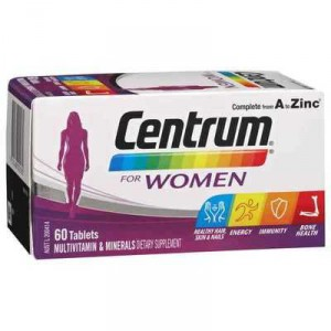 Centrum For Women Multivitamin