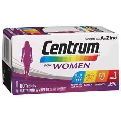 Centrum For Women Multivitamin