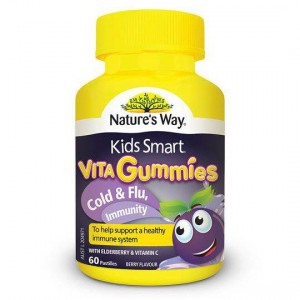 Nature's Way Kids Vita Gummies Immunity