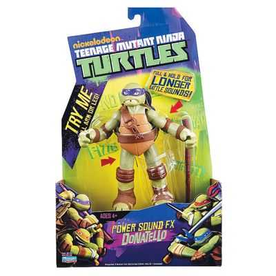 Teenage Mutant Ninja Turtles Figurines Deluxe