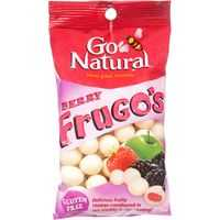 Go Natural Fruit Snacks Frugos Berry