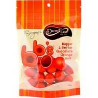 andreafoley reviewed Darrell Lea Bb's Chocolate Balls Orange