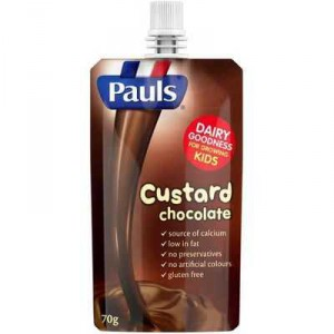 Pauls Chocolate Custard