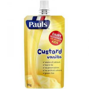 Pauls Vanilla Custard