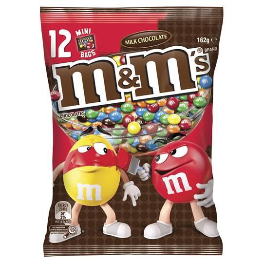 Mars M&m's Funsize Sharepack