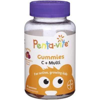 Penta-vite Vitamin C Plus Multi Gummies