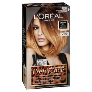 L'oreal Preference Ombre Dark Blonde To Medium Brown