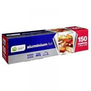 Wow Select Aluminium Foil