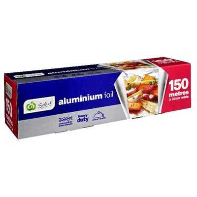 Wow Select Aluminium Foil