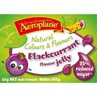 Aeroplane Jelly Naturals Blackcurrant