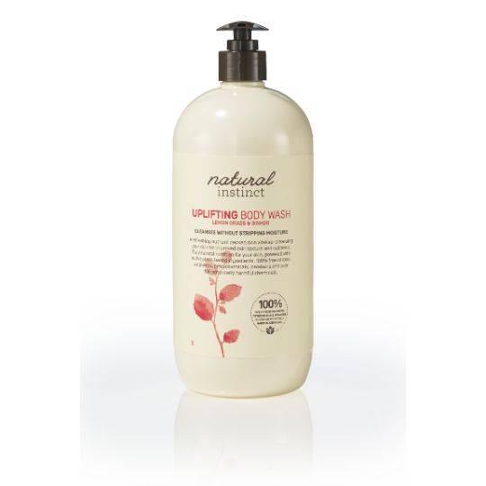 Natural Instinct Body Wash Energising