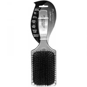 Platinum Paddle Hair Brush