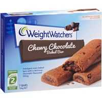 Weight Watchers Baked Bar Chewy Chocolate