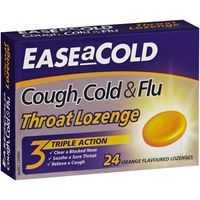 Ease A Cold Lozenges Cough Cold & Flu