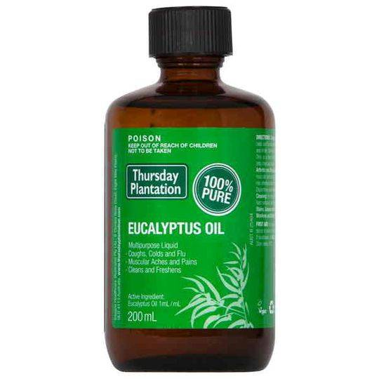 Thursday Plantation Oil Eucalyptus