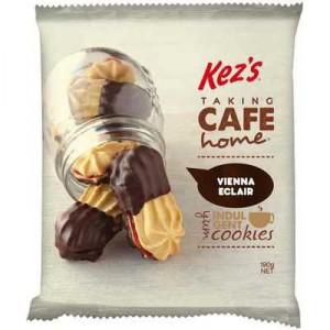 Kez's Cookies Vienna Eclairs