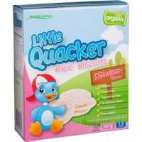 Little Quacker 1-3 Years Rice Biscuit Strawberry