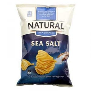 Natural Chip Co Share Pack Sea Salt