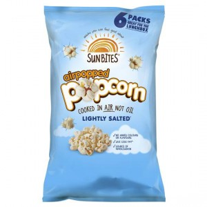 Sunbites Multipack Salted Popcorn