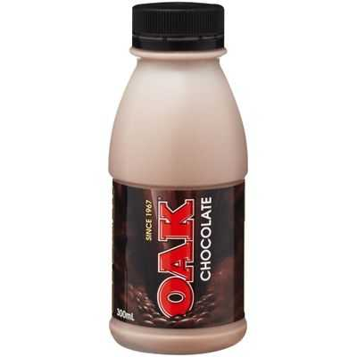 Oak Chocolate Milk