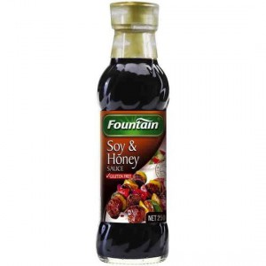 Fountain Honey & Soy Sauce