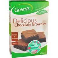 mom81879 reviewed Greens Brownie Mix Chocolate