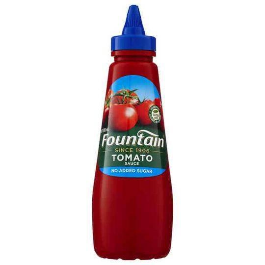 Fountain Smart Tomato Sauce No Added Sugar