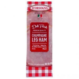 D'orsogna Deli Fresh Ham Champagne Leg