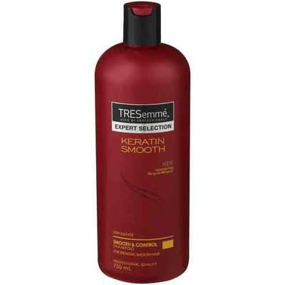 Tresemme Expert Selection Shampoo Keratin Smooth
