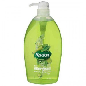 Radox Shower Gel Body Wash Energise