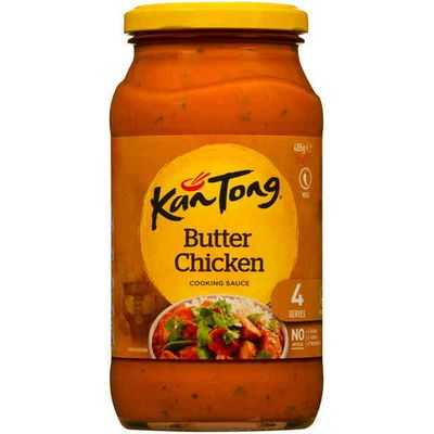 Kan Tong Stir Fry Sauce Butter Chicken