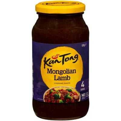 Kan Tong Stir Fry Sauce Sizzling Mongolian