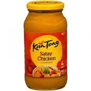 Kan Tong Stir Fry Sauce Peanut Satay