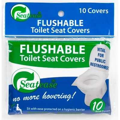 Seatease Toilet Seat Cover Disposable