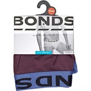 Bonds Mens Underwear Brief Medium