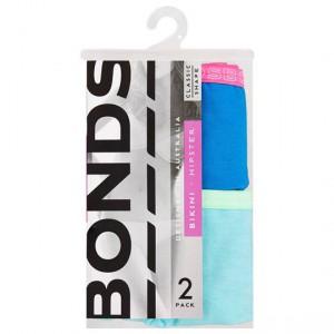 Bonds Ladies Underwear Hipster Bikini Fashion Size 14