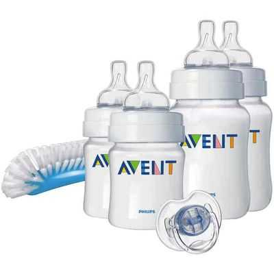 Philips Avent Feeding Kit Newborn Starter Kit