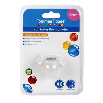 Tommee Tippee Soother Comforter Thermometre