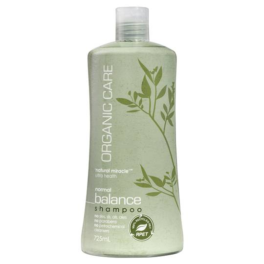 Organic Care Shampoo Normal